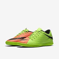 Scarpa da calcio per partite indoor Nike HypervenomX Phade 3