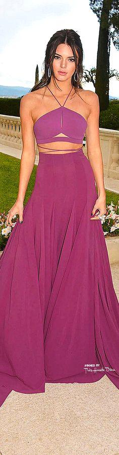 #Kendal #Jenner in Calvin Klein ♔ Cannes Film Festival 2015 Red Carpet ♔ Très Haute Diva ♔
