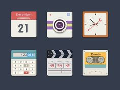 Dribbble - Icons by Gris