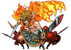 モンスト (モンスターストライク) 攻略@wiki - トップページ Puzzles And Dragons, Monster Strike, Wiki, Amazing Art, Awesome, Arran, Love Art, Naruto, Character Design