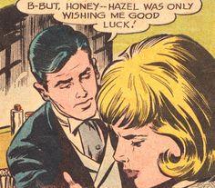 Falling in Love No. 86, October 1966