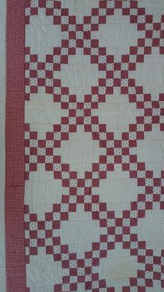 Patroon handgemaakte quilt nummer 5 | VIA CANNELLA WOONWINKEL | CUIJK