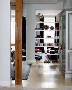 No sabes qué hacer con las #columnas que tienes en tu hogar? Intégralas en la #decoración.