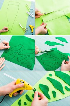Fashion Alert: These Dinosaur Tails Will Be a Big Hit in Your Kid's Wardrobe – Brit + Co Alligator Costume, Diy Dinosaur Costume, Dino Costume, Dinosaur Outfit, Dinosaur Tails, The Good Dinosaur, Dinosaur Birthday Party, Super Hero Costumes, Homemade Costumes