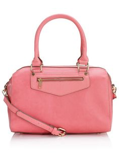Bea Bowler Bag from Accessorize Accessorize Bags, Women's Accessories, Purses And Bags, Handbags, My Style, Pink, Shoes, Treats, Summer