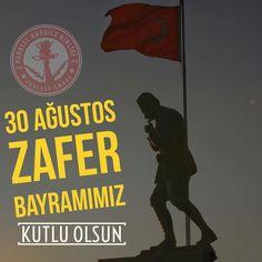 Ey Türk Gençliği!  Birinci vazifen Türk istiklâlini Türk Cumhuriyetini ilelebet muhafaza ve müdafaa etmektir.  #30ağustoszaferbayramı kutlu olsun. #MustafaKemalAtatürk