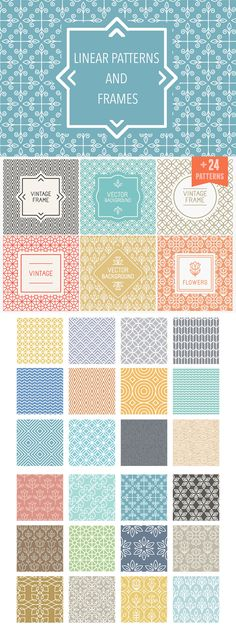 The Gigantic Textures and Patterns Bundle - Design Cuts Cool Patterns, Textile Patterns, Print Patterns, Textiles, Linear Pattern, Abstract Pattern, Pattern Design, Thai Pattern, Thai Design