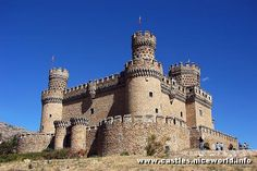 If we were to check any Medieval Castles list in Spain, Manzanares el Real castle is one of the most historically valued ones. In fact it is the best conserved in the Madrid Region and it has became a real emblem for the Region and a proof that Madrid Region is much more than the city of Madrid.