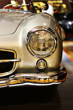 #Mercedes #Benz 300SL