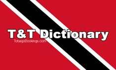 Just what everyone needs, a T&T Dictionary! Here are 20 Words That Have A Different Meaning In Trinidad and Tobago:   Source: http://www.buzzfeed.com/trinidan29/20-words-that-have-a-different-meaning-in-trinidad-xbkv#.ee3GgAm69  #Tobago #Trinidad #TrinidadAndTobago #Caribbean #Island #Beach #TobagoBookings #Vacation #CaribbeanTravel #Travel #UrbanDictionary #Dictionary