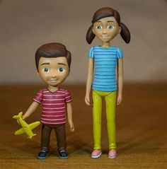 Say hello, to our new Caleb and Sophia toy figurines. Lovingly made and hand-painted. Each figurine is fully moveable and comes packed in a protective velvet pouch to keep them safe whenever Caleb and. Caleb Und Sophia, Caleb Y Sofia, Bible Activities, Activities For Kids, Pioneer Gifts, Jehovah's Witnesses, Beautiful Gifts, Vinyl, Cool Kids