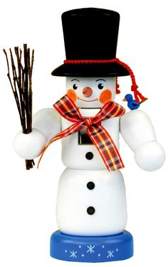 Features:  -Christian Ulbricht collection.  -Painted snowman.  Product Type: -Decorative Accents.  Holiday Theme: -Yes.  Seasonal Theme: -Yes.  Holiday: -Christmas.  Season: -Winter. Dimensions:  Over