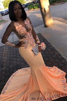 Black Girl Prom Dresses, Senior Prom Dresses, Cute Prom Dresses, Prom Dresses Long With Sleeves, Prom Outfits, Prom Dresses For Sale, Mermaid Prom Dresses, Prom Gowns, Formal Gowns