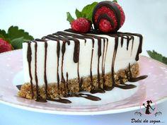 Torta fredda allo yogurt e cioccolato bianco - http://www.ricercadiricette.it/r/torta-fredda-allo-yogurt-e-cioccolato-bianco-28214160.html