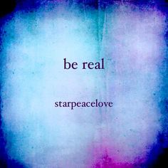 two little words that mean so much! #bereal #truth #word #starpeacelove #xo