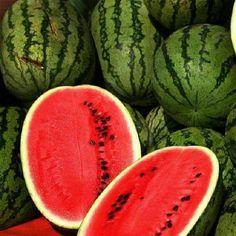 Jubilee OP Watermelon Seeds, a sweet, crisp flesh, old favorite