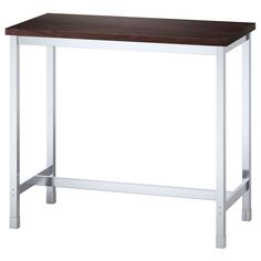 UTBY Bar table - IKEA Super upset that these aren't available in Adelaide :( Might have to road trip it to Melbourne!
