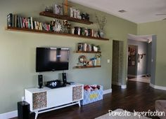 Domestic Imperfection - Living Room
