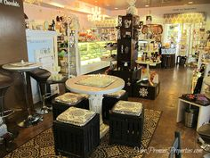 UPSCALE ESTABLISHED CHOCOLATE SHOP FOR SALE VERO BEACH FLORIDA.  FABULOUS LOCATION IN THE EXPANDING MIRACLE MILE SHOPPING AREA.  http://www.VeroPremierProperties.com