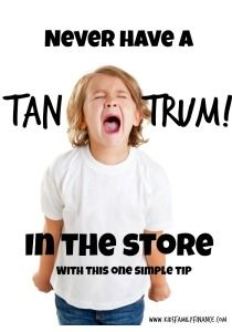 Never Have A Tantrum In the Store again, family store, kids, finance, - one of the best solutions I've read for this issue. Kids And Parenting, Parenting Hacks, Family Night, Mom Advice, New Tricks, Kids Education, Good To Know, Helpful Hints, Baby Kids