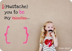 photo valentines I {mustache} you a question...