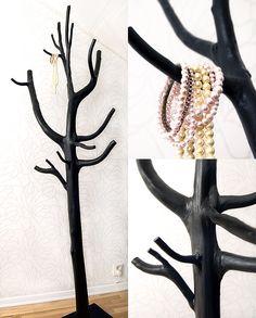 Klädhängare av gren