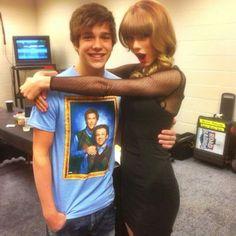 Austin Mahone & Taylor Swift