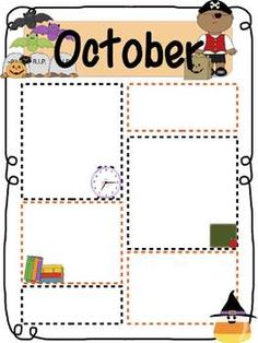 312d1f8446e93a5fe5043401970623ab October L Newsletter Templates Editable For Word on