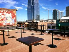 Best Rooftop Bars in Nashville   Nashville Guru