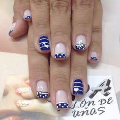 Nails Gel Nails, Acrylic Nails, French Nails, Cute Nails, Nail Art Designs, Beauty Hacks, Ideas, Nice Nails, Nail Art