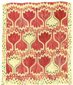 Swedish wall tapestry from 1934