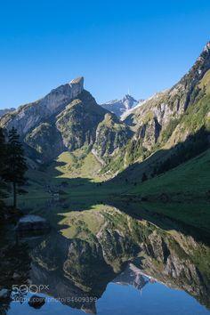 Seealpsee, Switzerland by Phub