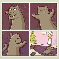 Mi   Por @catsuthecat  #pelaeldiente