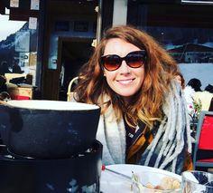 Fondue  #passionfromage Rochebrune // 16h l'heure de la fondue  normal non ?  #chesseaddict #cheese