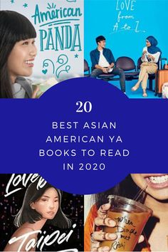 Expand your TBR with some Asian American YA books this year; here's a round up of 20 books to get you started! Ya Books, Good Books, Books To Read, Book Of Life, The Book, Asian Books, Best Books For Teens, How To Read More, Middle School Books