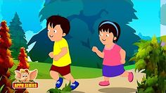 go in and out the window nursery rhyme - YouTube