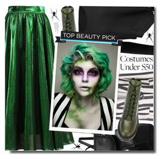 """Halloween style"" by soks ❤ liked on Polyvore featuring Frame and Kenzo"
