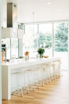 Home interior design loft stairs 58 ideas for 2019 Design Loft, Futuristisches Design, Loft Interior Design, Contemporary Interior Design, Modern House Design, Home Interior, Kitchen Interior, Kitchen Design, Interior Decorating