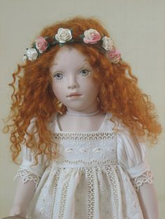 Sylvia Natterer SUNDAY AFTERNOON collection doll_ISOLDA, 2008