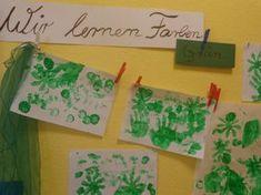 Krippe Bremen | Projekt Farben