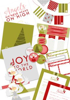 Christmas Pinspiration Party ON Pinterest!  - Mark your calendar for December 3rd!  - RSVP for these free party favors at www.thecraftingchicks.com