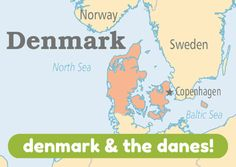 About Denmark & the Danes!