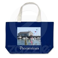 Provincetown Massachusetts Cape Cod  Tote Bag