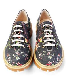 Take a look at this Black & Green Floral Oxford - Women today! Hippy Fashion, Memory Foam, Hiking Boots, Oxford Shoes, Take That, Pairs, Alaska, Sneakers, Don't Forget