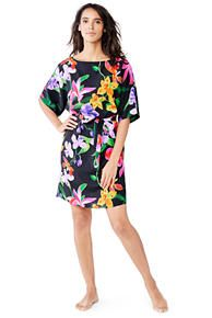 df571ea2a3 Women s Cover-up Dresses  amp  Tunics Cover-ups from Lands  End Swimsuit