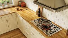 Ikea Bodbyn Kitchen   Corona on Behance Kitchen Redo, Kitchen Cabinets, Kitchen Ideas, Ikea Bodbyn Kitchen, Behance, House Design, 3d Visualization, Home Decor, Google