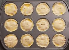 It seems like every country on this great green earth has their own version of the meat pie, and it's easy to see why… Hearty, savory meat encased in a tender flaky crust? Quiche, Muffin Tin Recipes, Tea Recipes, Curry Recipes, Pork Recipes, Refrigerated Pie Crust, Cooking Panda, Cake Factory, Ravioli