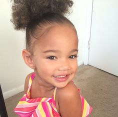 I hope my daughter comes out as beautiful as her one day!!