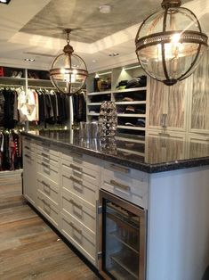 The daily closet search can be a challenge. In the early morning hours before work, rifling through your closet without benefit of an effective light fixture is nearly impossible – and that can slow you down just when you're trying to rush out the door.