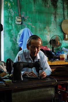 The Tailor, Hoi An, Vietnam